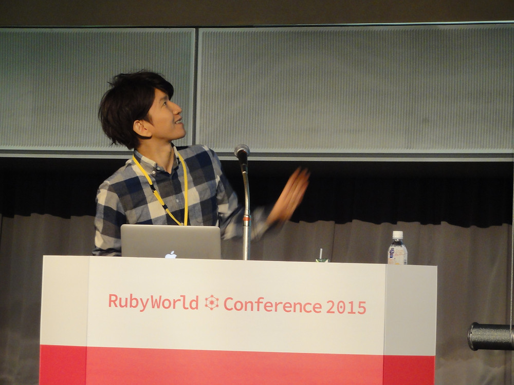 RubyWorld Conference Rubyによる組み合わせ最適化 竹内真樹