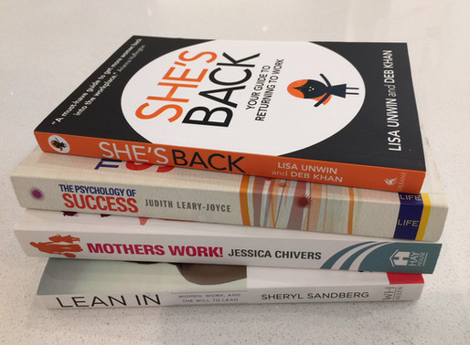 5 Top Reads for Returning to Work