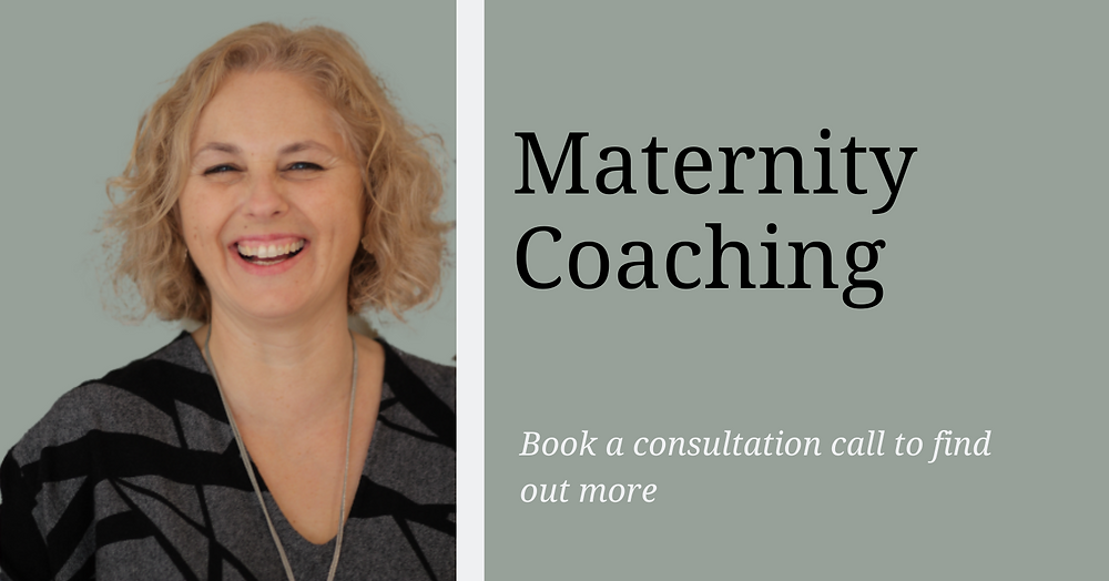 maternity coach coaching