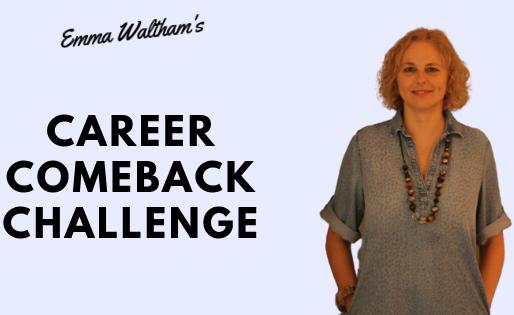 5-Day Career Comeback Challenge
