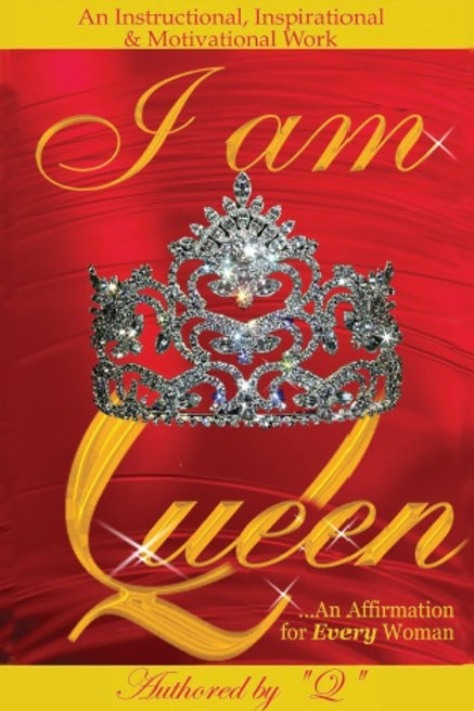 Book: I Am Queen (Revised Edition)