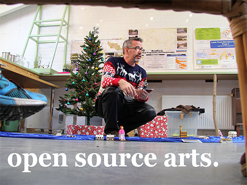 open source arts