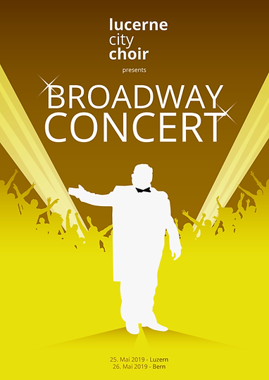 Broadway Concert Bern