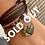 Thumbnail: Orgonite Bracelet Leather