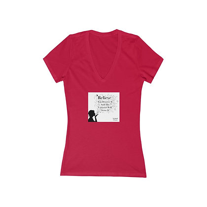Mystic Colourful V Neck T-Shirt
