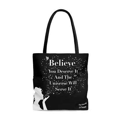 Trendy Canvas Tote Bag