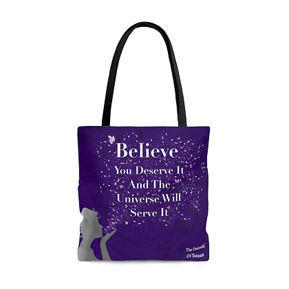Trendy Canvas Tote Bag