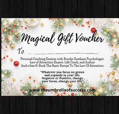 Magical Gift Voucher
