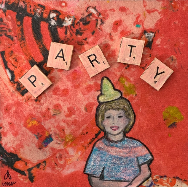 PARTY: Birthday Girl
