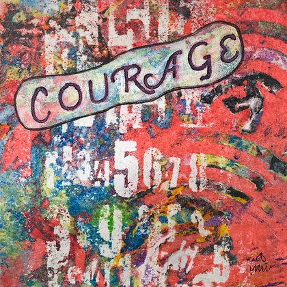 COURAGE: Stand Up & Be Counted