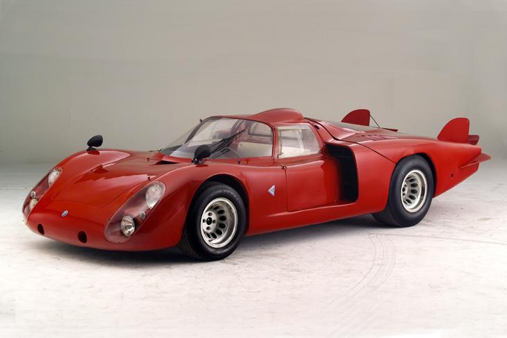 1968 Prototype-Tipo 33 Le Mans Lunga