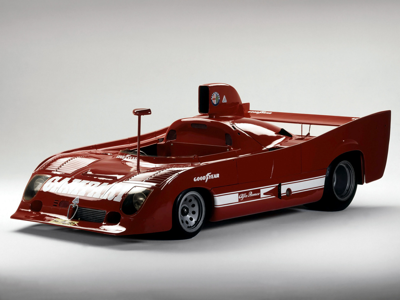 1973 Prototype - Tipo 33TT12