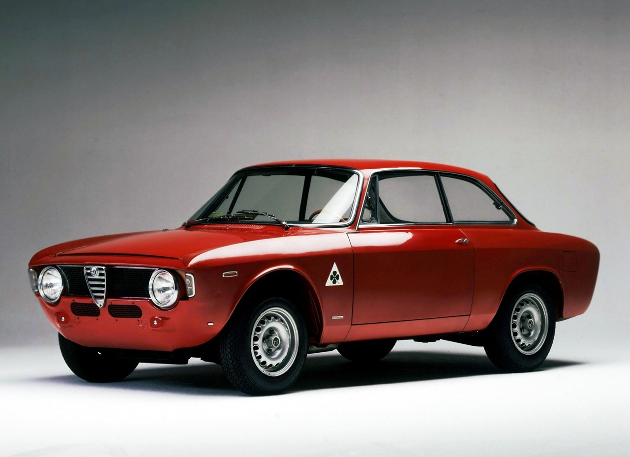 1966 coupè - Giulia sprint GTA