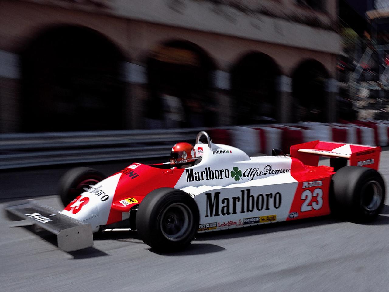 1979 F1 - Autodelta Tipo 179