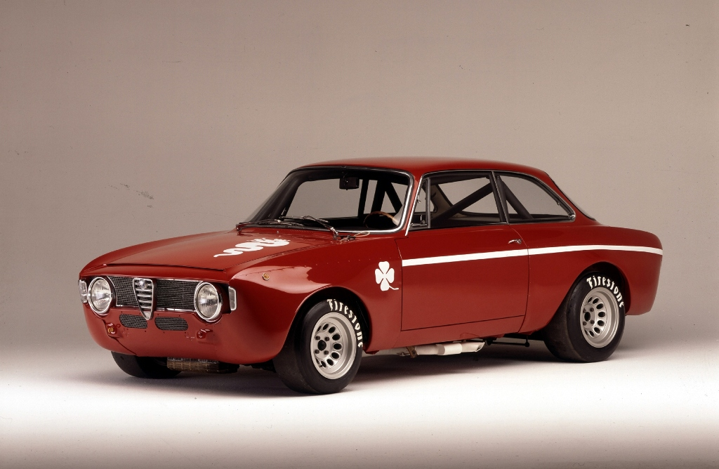 1967 Coupè -Giulia Sprint GTA Junior