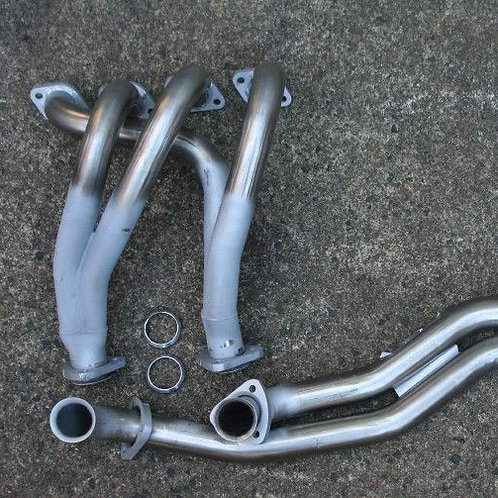 Manifolds Exhaust Alfetta and 75 - 4 cylinders engine