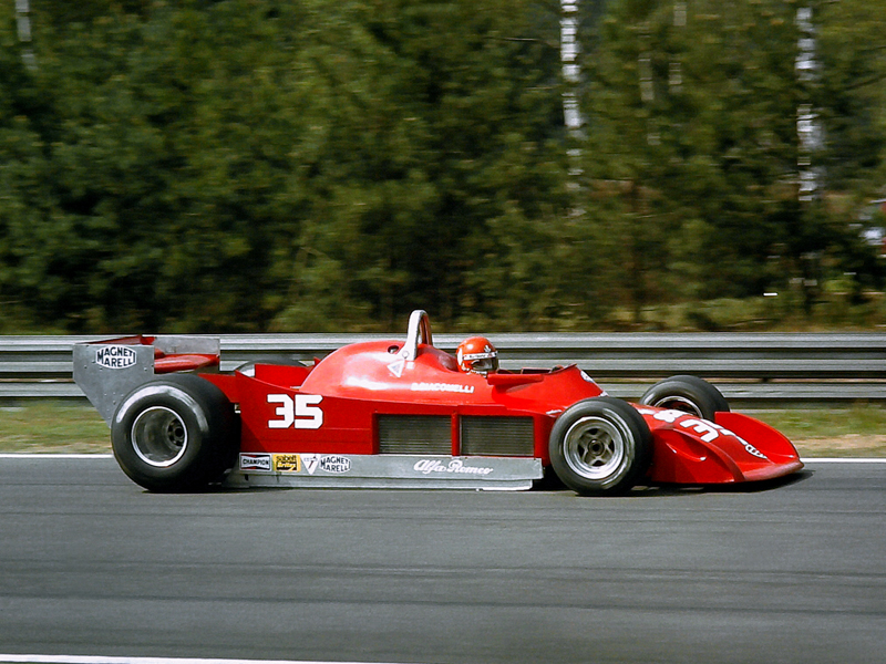 1978 F1 - Autodelta Tipo 177