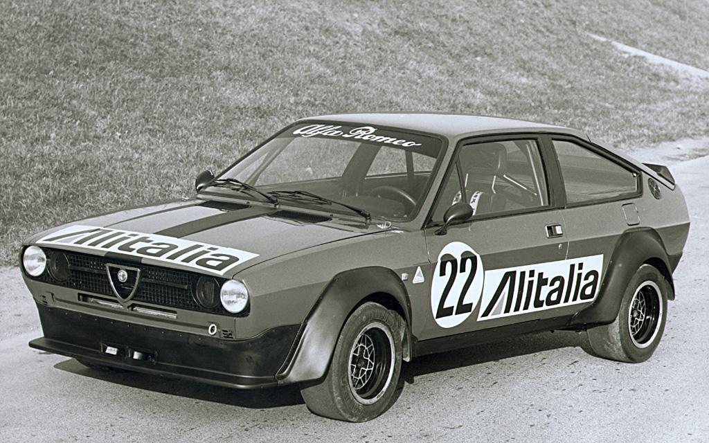 1982 Coupè - Alfasud Sprint Trofeo
