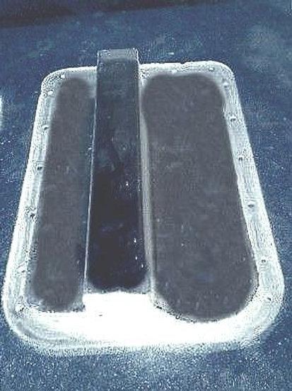 Aluminium Oil Tank and Oil cooler Kit Alfasud