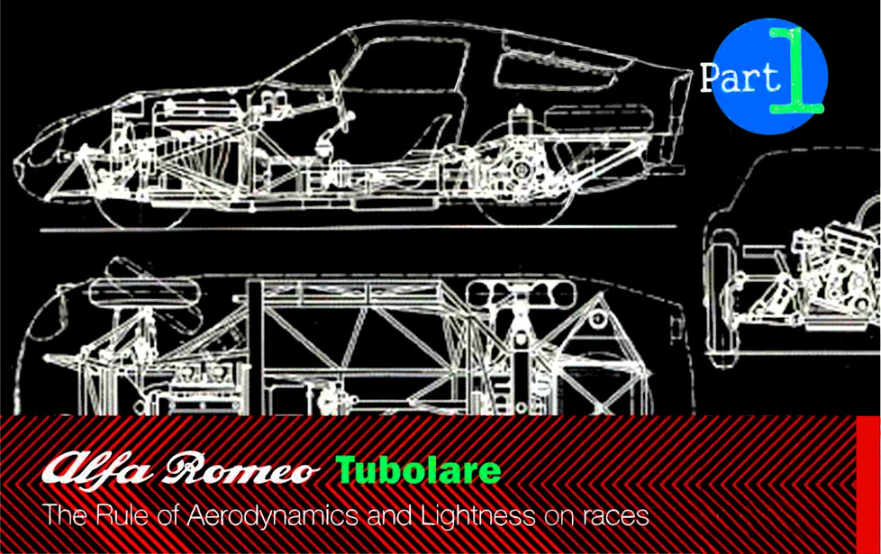 The Rule of Aerodynamics                         and Ligthness on Races. (Part 1)