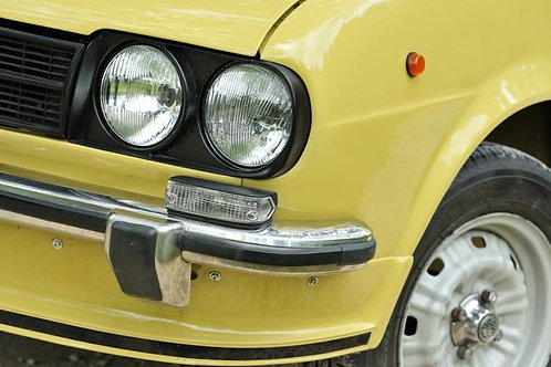FRONT LIGHTS ALFASUD 1.ST SERIES COMPLETE