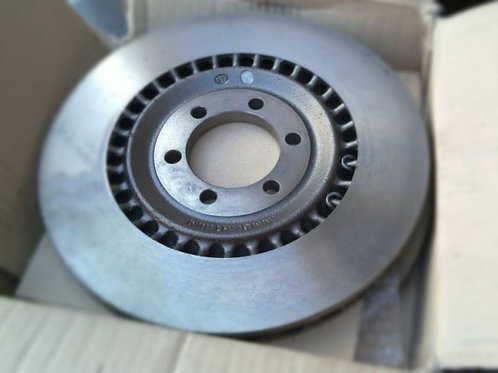 Rear Brake Disks ventilated Alfetta series