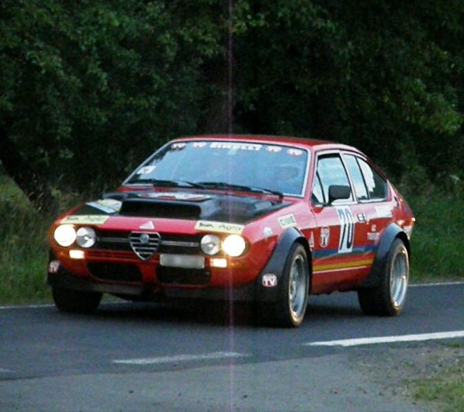 Alfetta GT Parts