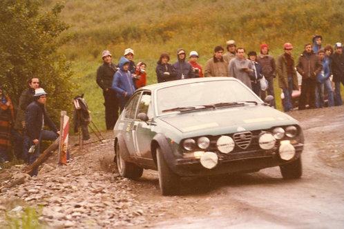 Body kit Alfetta GTV Gr.2 ELBA