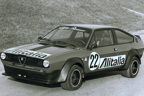 Body kit Alfasud Sprint Trofeo