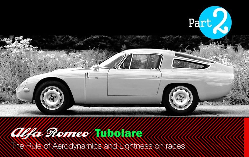 Tubolare, The Rule of Aerodynamics and Ligthness on Races. (Part 2)