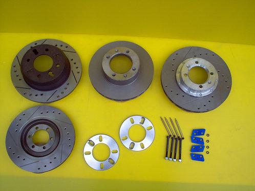 Kit Brake Disc Sport, Giulia GT/ GTV/ GT Junior