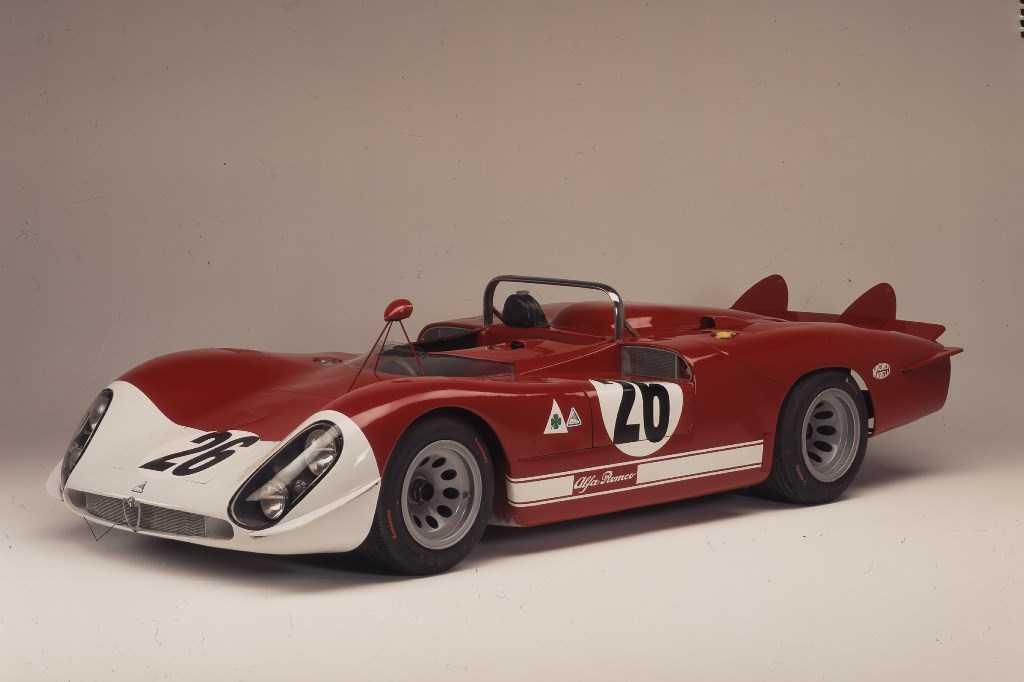 1969 Prototype - Tipo 33/3