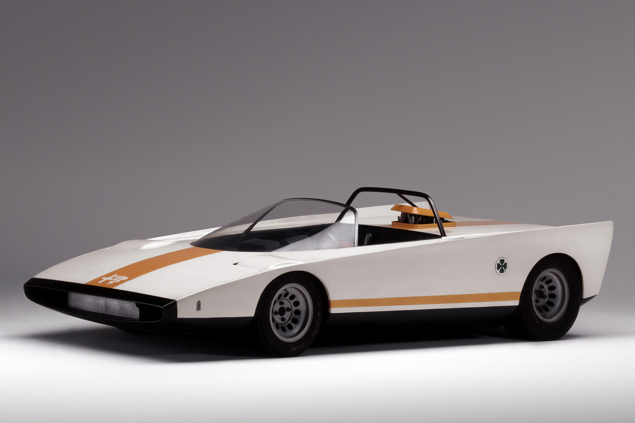 1969 Concept - Cuneo Tipo 33 based
