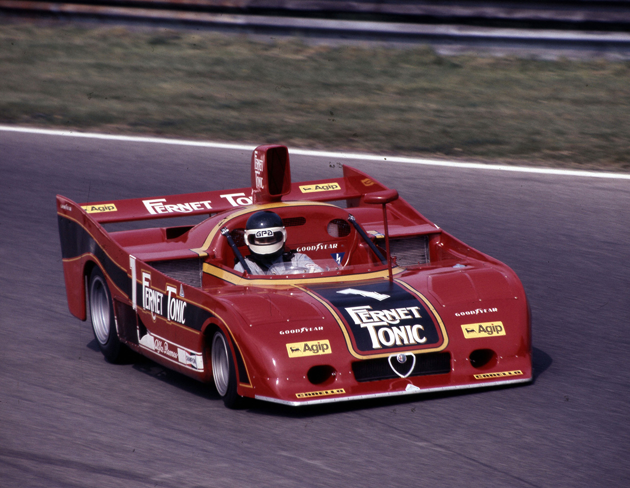 1973 Prototype - Tipo 33SC 12 Turbo