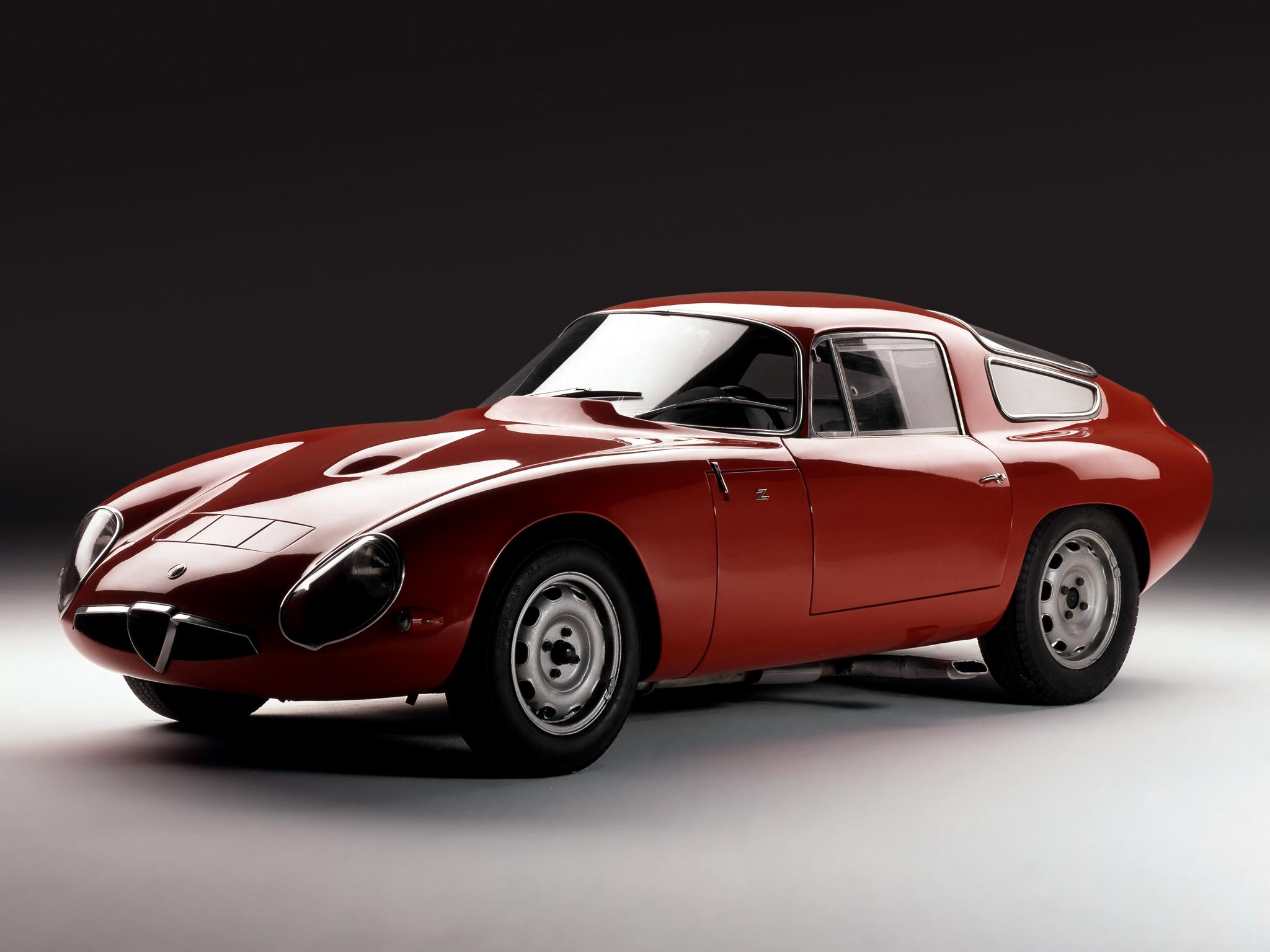 1963 Coupè - Giulia TZ