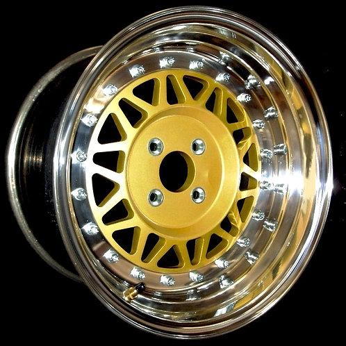 "Wheel modular demountable 15"" Speedline Replica"