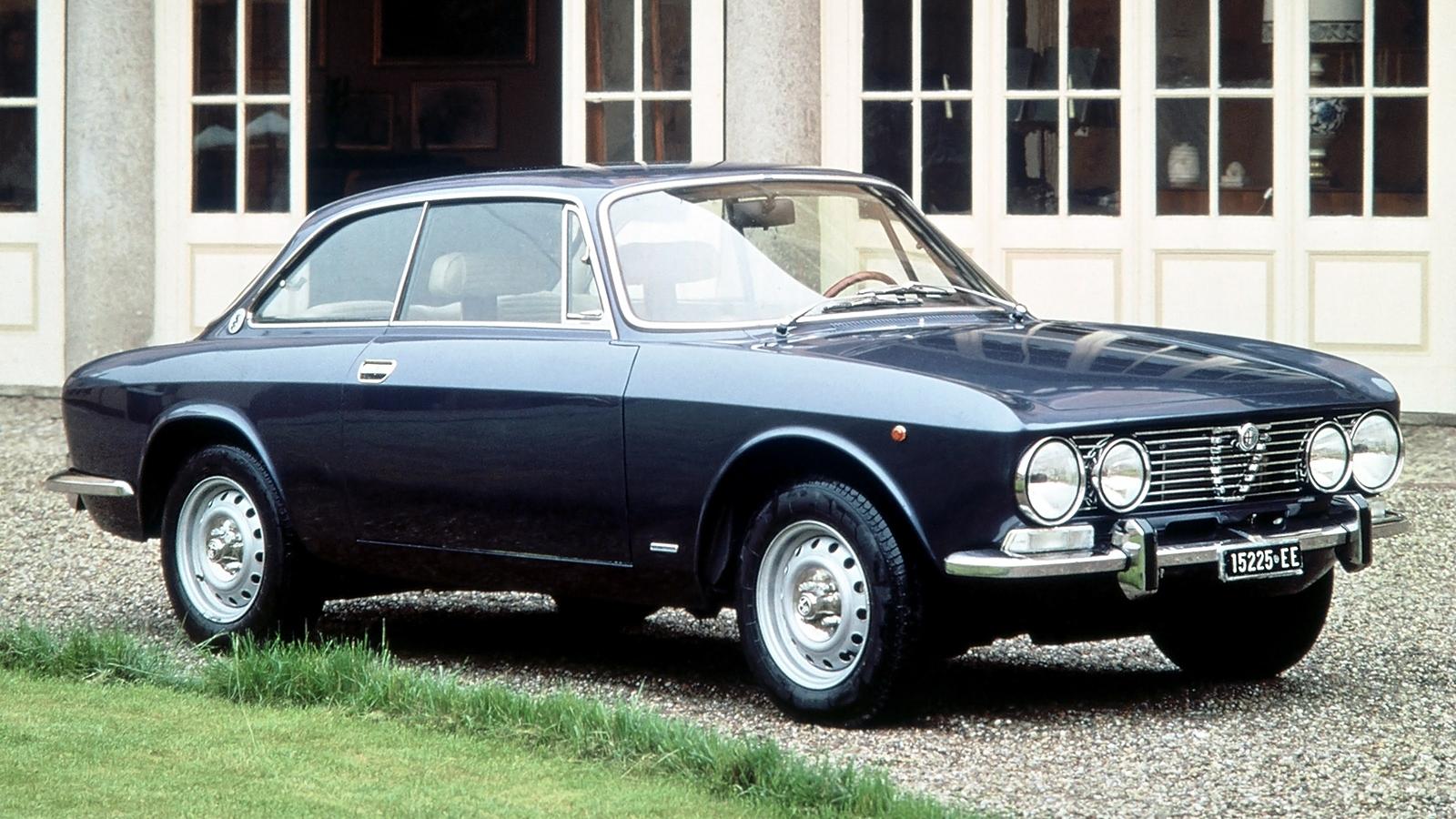 1971 Coupè - Giulia GTV 2000