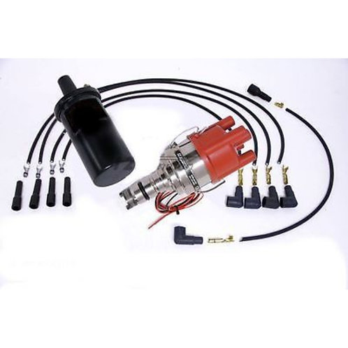 Kit Electronic Ignition and cables complete
