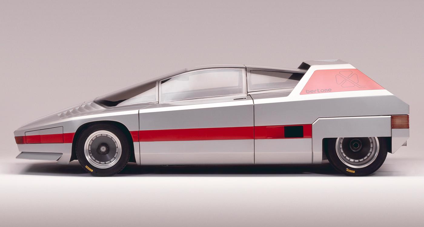 1976 Concept - Navajo Tipo 33 based