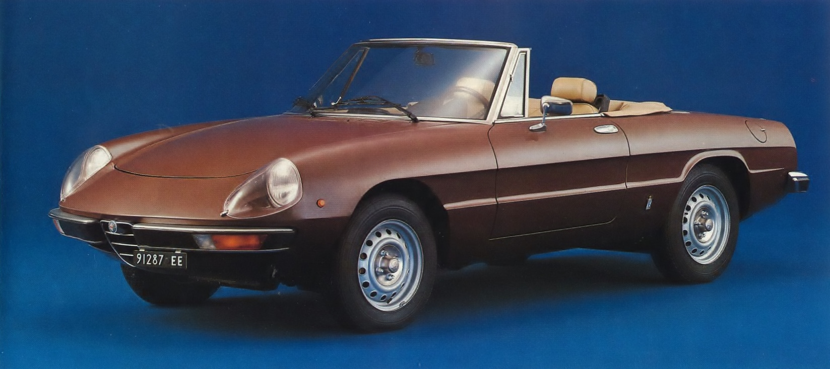 1971 Cabrio - 2000 Spider Veloce
