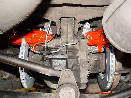 Kit Rear Brake system ventilated Alfetta series