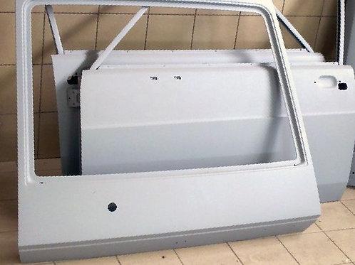 Alfasud 3 series (3 and 4 doors)  Glass fiber fastback rear bonnet