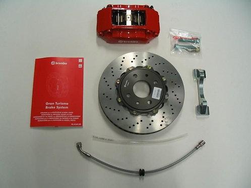 Front Brake Kit Brembo 4 pistons