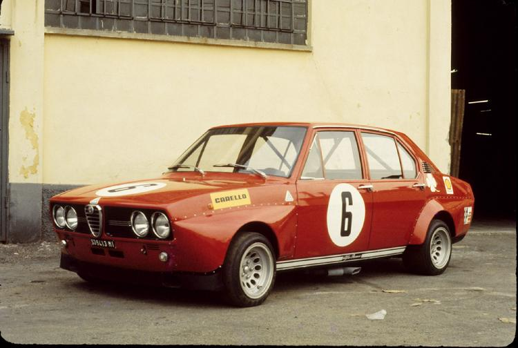 1973 Salon - Alfetta 2000 Gr.2