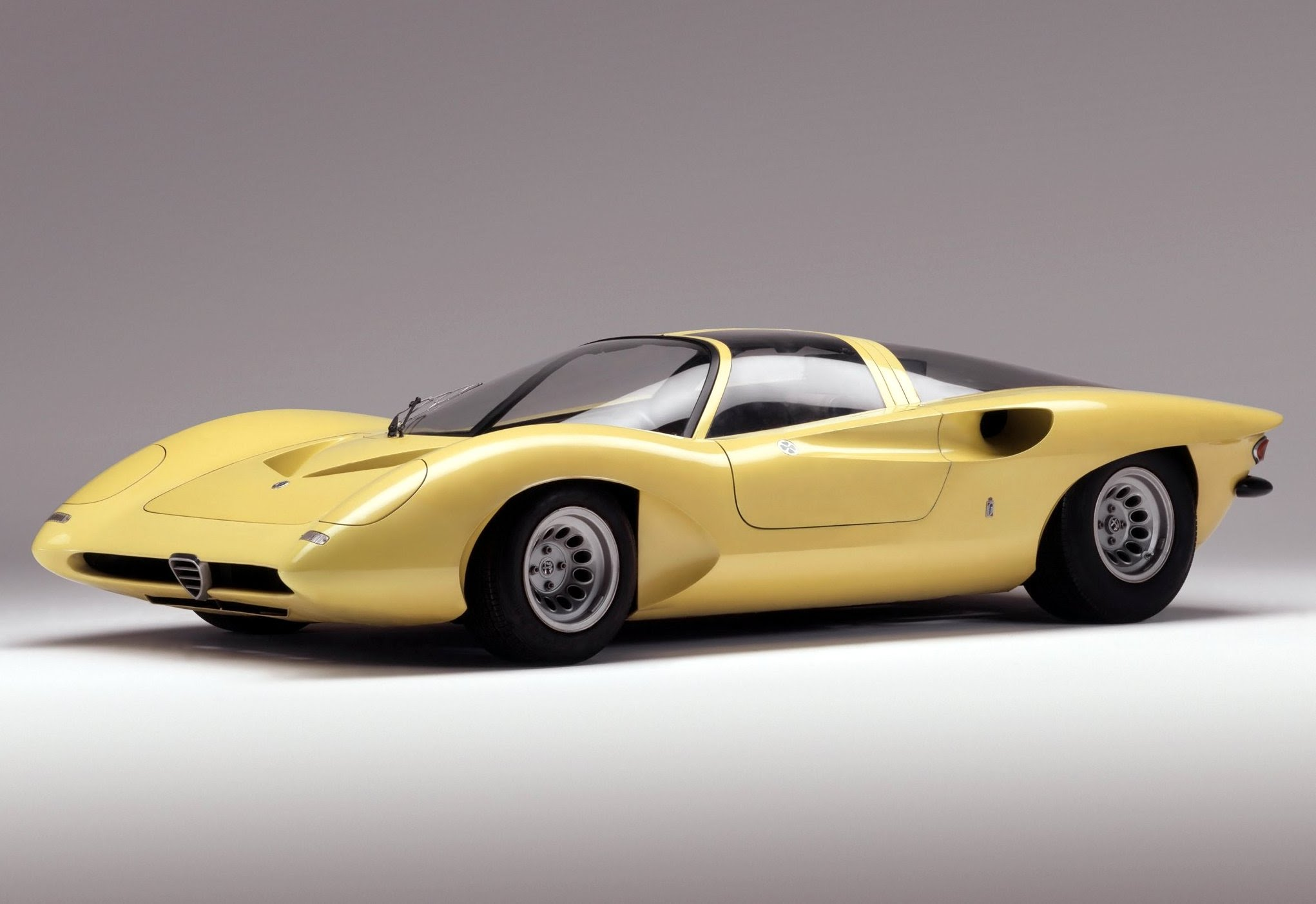 1969 Concept - P33 Tipo 33 besed