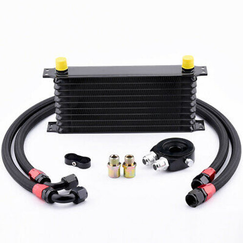 Kit Oil radiator cooling with pump