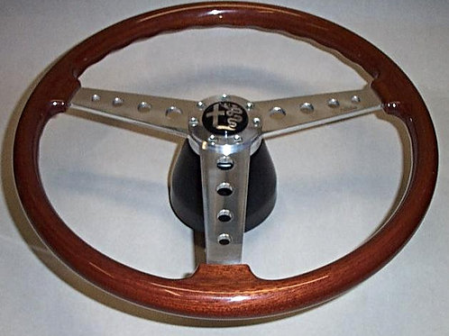 Steering Wheel + Hub, GTA Replica Hellebore