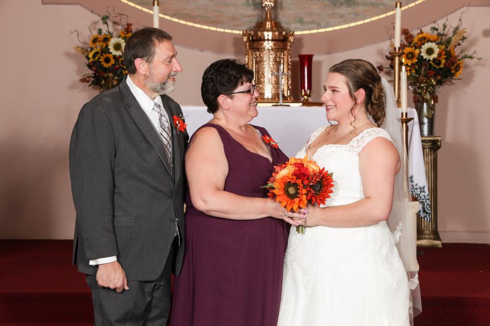 Amanda & Kevin Tiry wedding in Stratford, WI