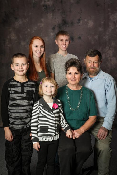 Virnig Family