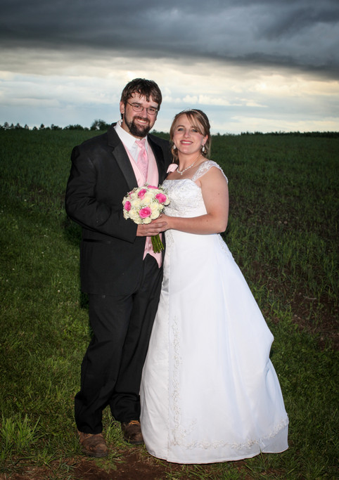 Alex & Camille Matyka wedding in Rib Lake, WI
